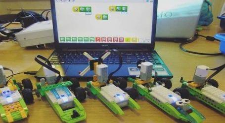 «Ανοιχτές θύρες» του Π.Θ για τα εργαστήρια Εκπαιδευτικής Ρομποτικής
