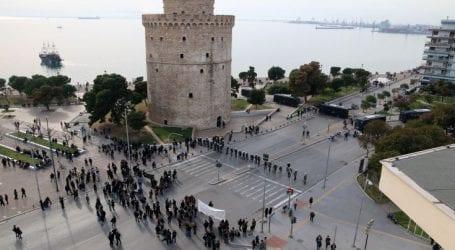 Συγκέντρωση αντιεξουσιαστών σήμερα στη Θεσσαλονίκη