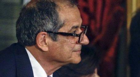 Δημοσιονομική σταθερότητα υπόσχεται ο Ιταλός υπουργός Οικονομικών