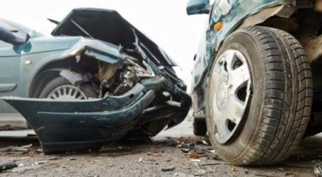Τροχαίο στη Λάρισα με τραυματισμό νεαρής οδηγού