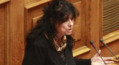 """Παρέμβαση της Άννας Βαγενά σχετικά με τη μη έγκριση της λειτουργίας του ολιγομελούς τμήματος Γ' Πληροφορικής του ΕΠΑ.Λ. Αγιάς Νομού Λάρισας"""""""