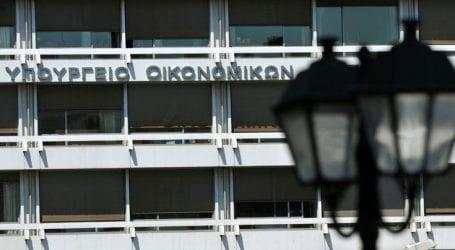 Πρωτογενές πλεόνασμα 3,139 δισ. ευρώ παρουσίασε ο προϋπολογισμός