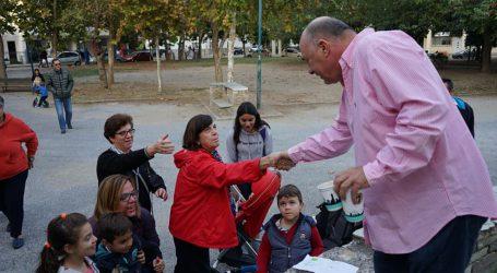 Α.Μπέος: Νέα ,σύγχρονη και ασφαλής παιδική χαρά στο πάρκο των Αγίων Αναργύρων
