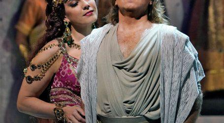 Η όπερα «Σαμψών και Δαλιδά» στο πλαίσιο του προγράμματος «The Met: Live in HD»,  της Metropolitan Opera της Νέας Υόρκης