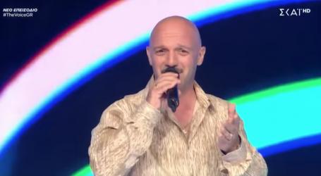 Στην επόμενη φάση του The Voice ο Βολιώτης Θωμάς Σκοτίδας
