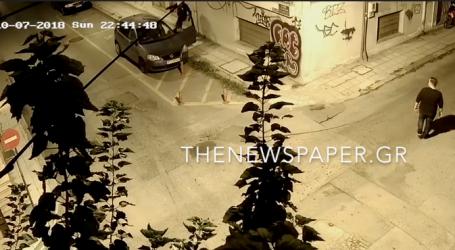 Δείτε το βίντεο από τον άγριο ξυλοδαρμό του Απόστολου Γαλάτη