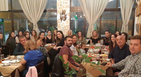 Φιλικό με Γ.Σ. Βόλου και δείπνο για τον Ολυμπιακό Βόλου