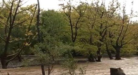 Το βίντεο της διάσωσης του νεαρού που αγνοούνταν στην Εύβοια