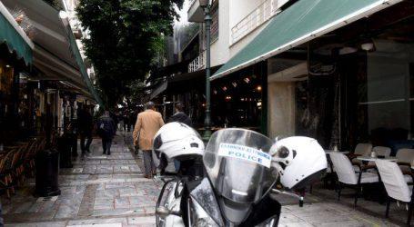 Στα 40.000 ευρώ η αξία της ρευματοκλοπής σε καφετέρια στο Κολωνάκι