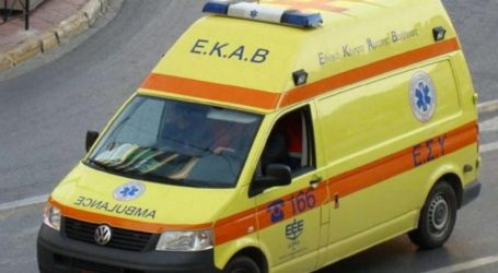 Της έφυγε το αυτοκίνητο στην οδό Βόλου στη Λάρισα – Ηλικιωμένη οδηγός με τραύματα στο νοσοκομείο