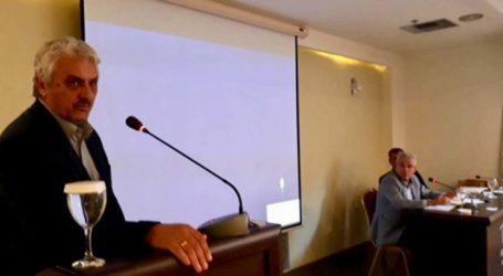 Στην συνεδρίαση ΚΕΔΕ ο Δήμαρχος Τεμπών Κώστας Κολλάτος
