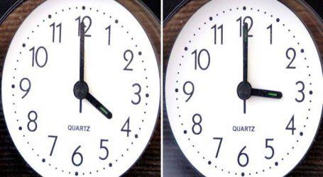 Τα ξημερώματα της Κυριακής πάμε τα ρολόγια μας μία ώρα πίσω