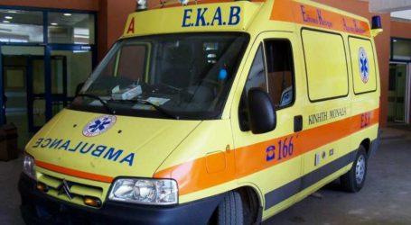 ΤΩΡΑ: Τροχαίο ατύχημα στη Γορίτσα