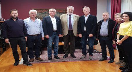 Συνεργασία δήμου Αλμυρού με δήμους της Γερμανίας