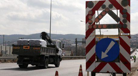 Πότε και πού θα διακοπεί η κυκλοφορία στην εθνική οδό στην Πιερία