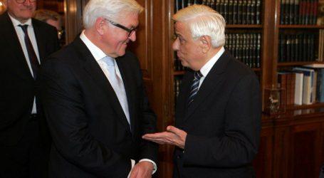 Οι επαφές που θα έχει ο Πρόεδρος της Γερμανίας στην Αθήνα