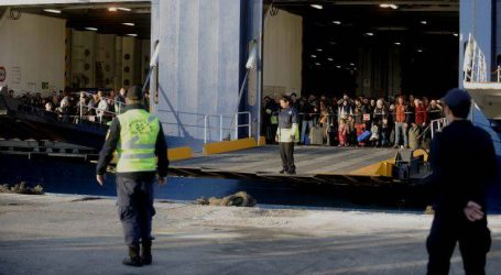 Αναχωρούν από τη Μόρια ακόμα 600 αιτούντες άσυλο