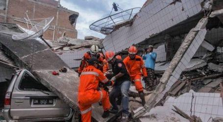Η κυβέρνηση απευθύνει έκκληση για διεθνή βοήθεια μετά τον σεισμό των 7,5R