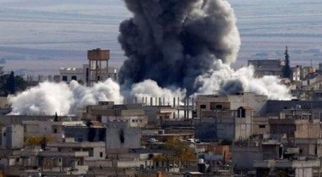 Πυραυλική επίθεση στη Συρία ανακοίνωσαν ότι εξαπέλυσαν οι Φρουροί της Επανάστασης