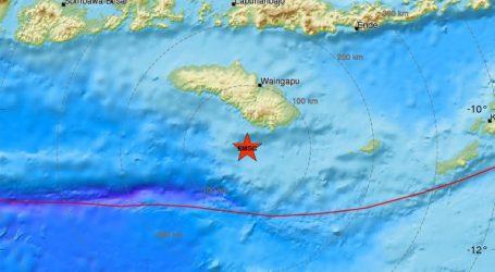 Σεισμός 5,8R στην Ινδονησία
