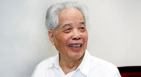 Απεβίωσε ο τέως πρωθυπουργός του Βιετνάμ Ντο Μουόι
