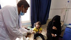 Ο Παγκόσμιος Οργανισμός Υγείας ξεκινά τη δεύτερη φάση της εκστρατείας εμβολιασμού εναντίον της χολέρας
