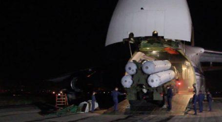 Έφτασαν οι πρώτοι S-300 στη Συρία