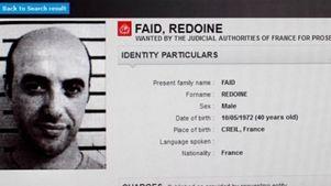 Συνελήφθη ο διαβόητος ληστής Ρεντουάν Φαΐντ