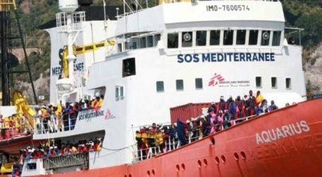 Η ΜΚΟ SOS Mediterranee καλεί σε διαδηλώσεις για τη στήριξη της αποστολής του πλοίου Aquarius