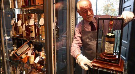 Το σκωτσέζικο ουίσκι που άγγιξε το 1 εκατομμύριο ευρώ