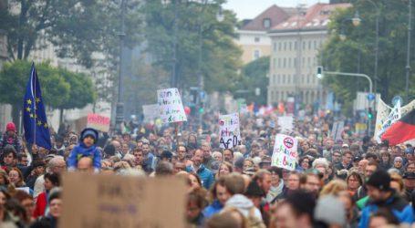 Διαδήλωση ακροδεξιών στο Βερολίνο