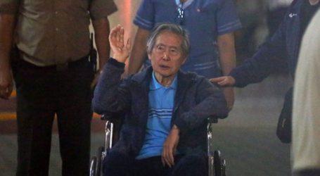 Δικαστής ακύρωσε την προεδρική χάρη στον πρώην πρόεδρο Φουχιμόρι
