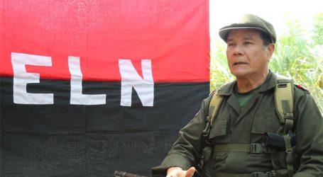 Η Ιντερπόλ εξέδωσε διεθνές ένταλμα σύλληψης για τον ηγέτη του ELN