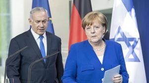 Συνάντηση Μέρκελ – Νετανιάχου στην Ιερουσαλήμ