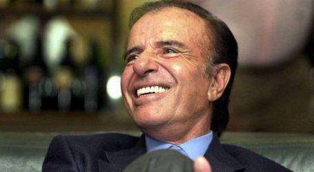 Απαλλαγή για τον πρώην πρόεδρο Κάρλος Μένεμ σε μια υπόθεση παράνομης εμπορίας όπλων