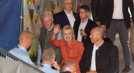 Στο Μόναχο για το Oktoberfest η Χίλαρι και ο Μπιλ Κλίντον
