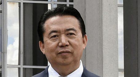 Η Ιντερπόλ κάλεσε το Πεκίνο να δώσει διευκρινίσεις σχετικά με την τύχη του αγνοούμενου προέδρου της