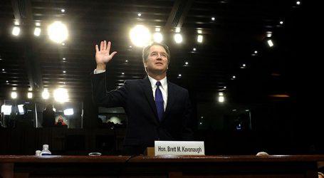 Ο Μπρετ Κάβανο ορκίστηκε και είναι πλέον μέλος του Ανωτάτου Δικαστηρίου