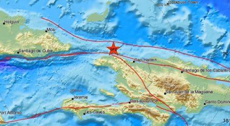 Σεισμική δόνηση 5,8R στην Αϊτή
