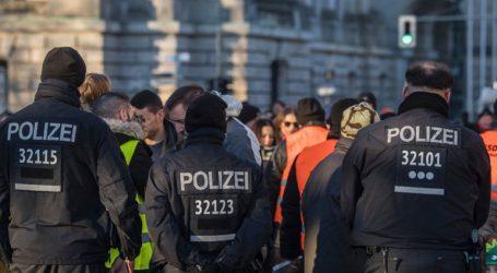 Τραυματισμός οκτώ αστυνομικών στη Γερμανία στη διάρκεια συναυλίας οργανωμένης από την άκρα δεξιά