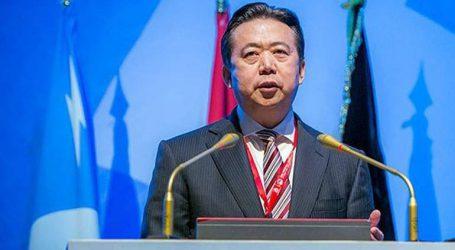 Οι κινεζικές αρχές ανακοίνωσαν ότι πραγματοποιείται έρευνα κατά του προέδρου της Ιντερπόλ «για παραβιάσεις του νόμου»
