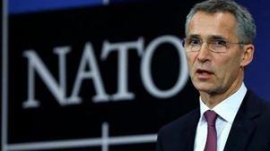 Ο γ.γ. του ΝΑΤΟ και ο πρόεδρος της Σερβίας στην έναρξη της άσκησης «SRBIJA 2018»
