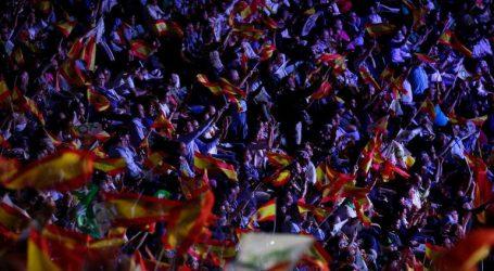 Δυναμική είσοδο στην πολιτική σκηνή της Ισπανίας διεκδικεί το ακροδεξιό Vox