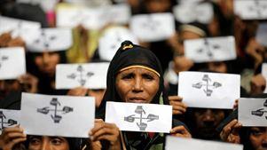 Καταγγέλλει την «απουσία βούλησης» της Μιανμάρ για απονομή δικαιοσύνης των Ροχίνγκια
