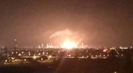 Έκρηξη σε διυλιστήριο πετρελαίου στη Βοσνία