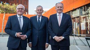 Ο Γερμανός πρόεδρος προέτρεψε τους Ευρωπαίους να δουν με πιο θετική ματιά την Ε.Ε.