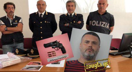 Οι Ιταλοί συνέλαβαν Αλβανό έμπορο ναρκωτικών που αναζητούσαν οι ελληνικές Αρχές