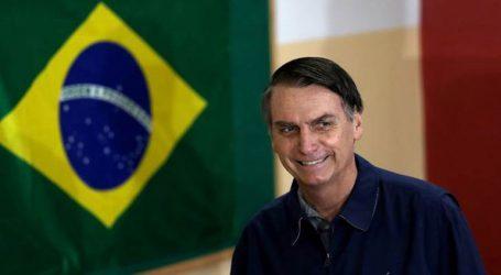 Ο Μπολσονάρου φέρεται να οδεύει σε νίκη στον δεύτερο γύρο των προεδρικών εκλογών