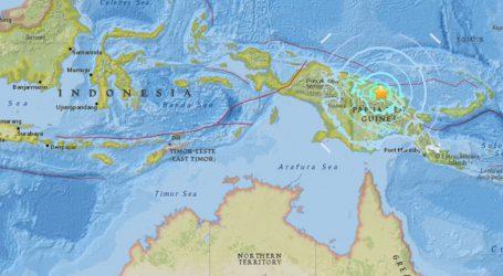 Προειδοποίηση για τσουνάμι στην Παπούα-Νέα Γουινέα