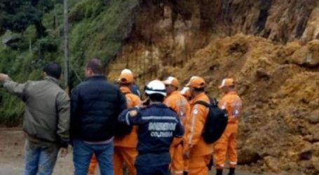 Τουλάχιστον 11 νεκροί και αγνοούμενοι από κατολίσθηση στην Μαρκουεταλία